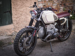 BMW Boxer R80RT