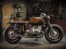 Ural 650 Custom by DoZer Garage