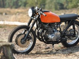 Suzuki GS550 by Left Hand Cycles 3